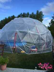 "Geodesic Dome Greenhouse - ""The Arizona"" Edmonton Edmonton Area image 1"