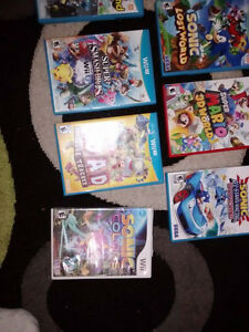 WiiU with games and 4 controllers, Can offer on anything West Island Greater Montréal image 4