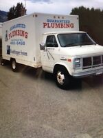 Plumbing van tools and inventory
