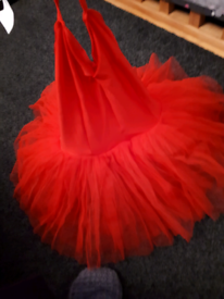 REDUCED Brand new childs ballet tutu age 11-13yrs