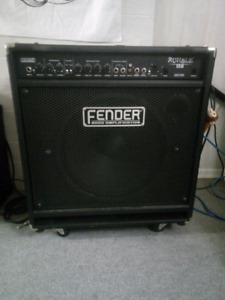 Bass amp for sale.