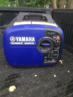 2013 Yamaha Generator EF2000IS