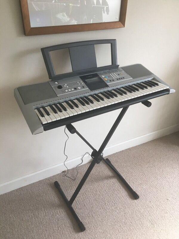 Yamaha Psr S Keyboard Stand