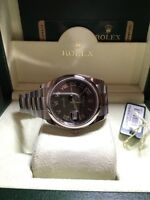 Rolex Datejust 2015 Mint ! Box/Papers, Canadian