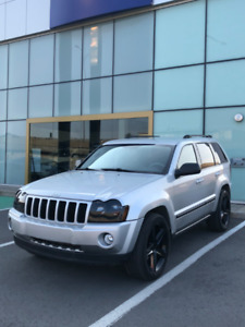 Jeep Grand Cherokee V6 - Mags SRT 20 - Hitch - Cruise