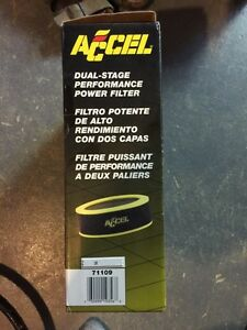 Accel Air Filter  Kawartha Lakes Peterborough Area image 2