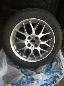 16 inch rims and winter tires 195/55 R16