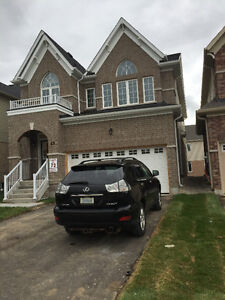 Brand New detached 4 bedroom house in Grand River New Homes
