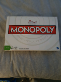 Monopoly board game revolution