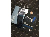 Samsung s7 edge unlocked limited edition pack with Samsung gear vr glasses