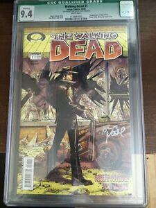 Walking Dead issue#1