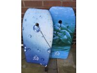Two body boards