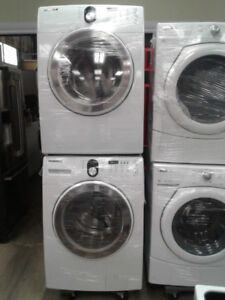 "27"" SAMSUNG FRONT LOAD WASHER/DRYER"