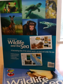 The encyclopedia of wildlife and the sea