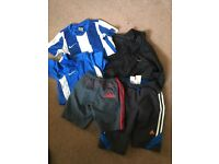 Sports clothes bundle