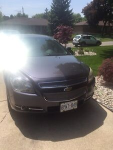 2010 CHEVROLET MALIBU - LOW KM'S
