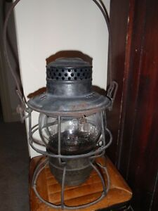 C.N.R. Railroad Lantern-REDUCED!