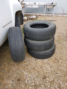 Bridgestone m+s tires