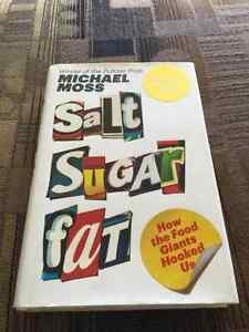 Salt - sugar - fat