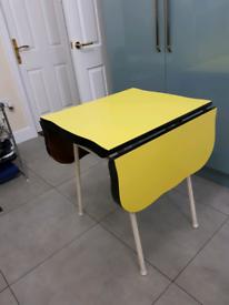 60's Retro Kitchen Table