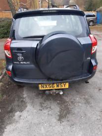 Toyota Rav4 spares or repairs