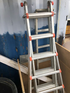 The little giant ladder