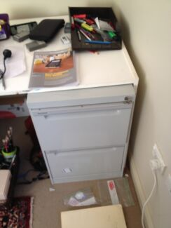 2 Drawer filing cabinet Strathfield Strathfield Area Preview
