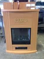 Electric fireplace. Campbell River Restore