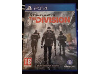 The Division PS4 for swap or sale