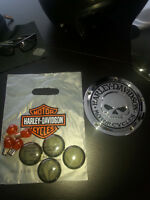 Casquettes Harley Davidson enfants, Smoked flasher,Pad de freins