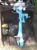 5hp comando outboard motor