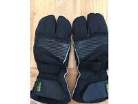 Hein Gerrick motorcycle lobster gloves
