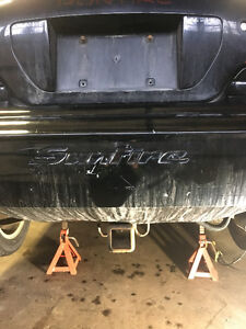 "Pontiac Sunfire 2"" Hitch"
