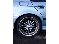 BMW Breyton 19 alloys set