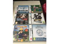 Nintendo 2DS with 6 games