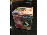 Camping lamp