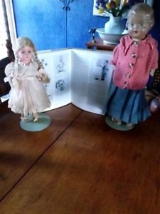 Old.dolls.very.collectable$50pr.plus.book
