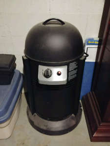 Single propane burner