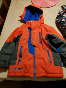 Boy's Youth Monster snow suit