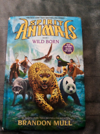 Spirit Animal book collection of 7