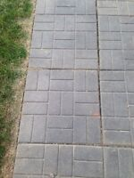 Looking for Patio Stones