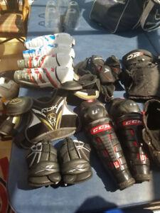 Équipement de Hockey divers