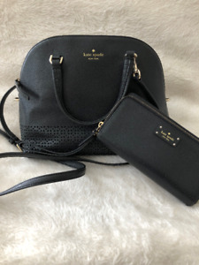 Kate Spade PURSE AND MATCHING WALLET