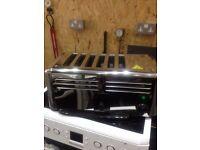 Graded burco 6 slot toaster
