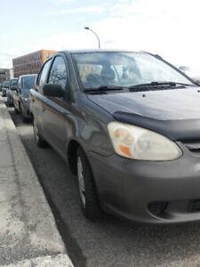 2003 Toyota Echo