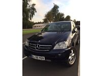 Mercedes-Benz ML 320 cdi diesel Automatic