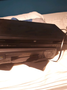 Nice Dvd Player and VHS Player