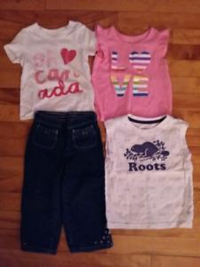 2T girls summer clothes