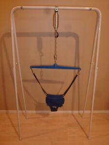 Jolly Jumper Exerciser - 25,00$