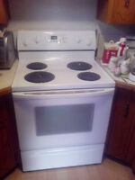 self clean stove